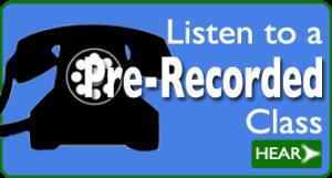 001 - UFprerecorded