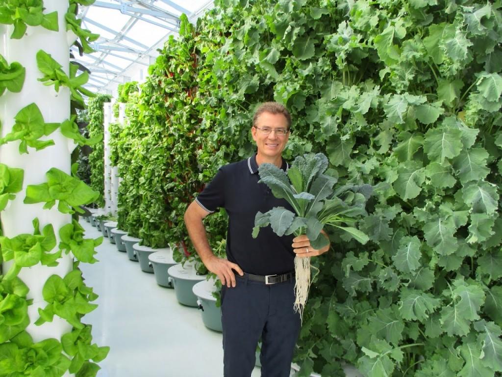 Troy albright of true garden urbanfarmu for Hydroponics mesa az