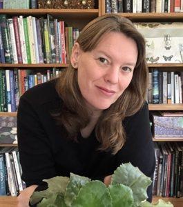 522: Karen Hugg on The Forgetting Flower.