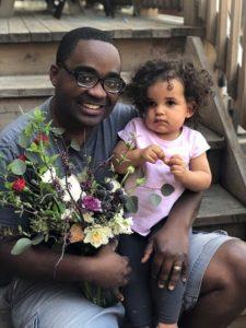 Quilen Blackwell on Urban Flower Farms